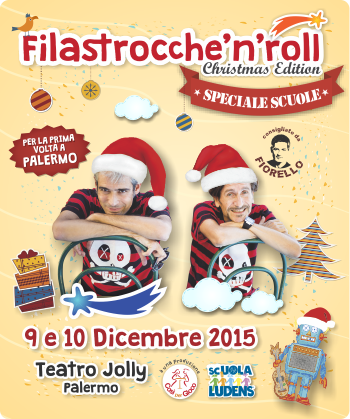 Filastrocche'n'roll Christmas Edition